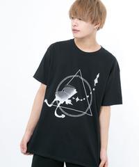 GRANBLUE FANTASY×SOLOMON クラリス T-Shirts(BLK)
