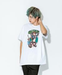 【SOLOMON×GRANBLUE FANTASY×EROSTIKA】ベアトリクス T-Shirts(WHT)
