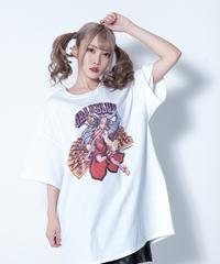 【SOLOMON×GRANBLUE FANTASY×EROSTIKA】ソシエ T-Shirts(WHT)