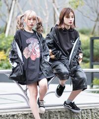 【SOLOMON×GRANBLUE FANTASY×EROSTIKA】ソシエ T-Shirts(BLK)