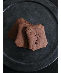 焼き菓子kahka / KH-02 / Cacao cookie / 5 piece pack