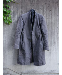 """Aging  piece ( 経年変化見本 )/  """"Thee OLD CIRCUS"""" Paraffin OX Chester Coat"""