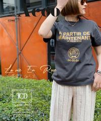 ROSE Tシャツ[20112039]