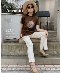 LEAF TEE