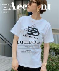 Bulldog BIGTシャツ[20113034]