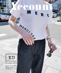 MERCIフロックTシャツ[20111003]