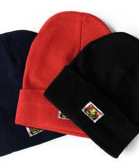 """SCALP"" Cotton Knit Cap #EXC-1514"
