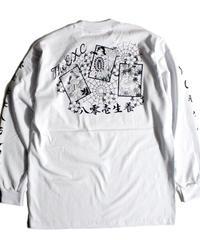 【108養生】プロクラブ/ホワイト #EXC-LT13