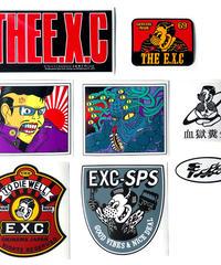 ステッカーパック8P/FULL #EXC-GD04