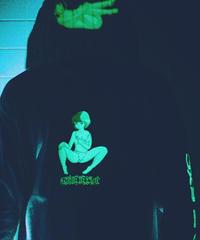 """""""刺客G"""" (ロンT/ホワイト) #EXC-LT02"""