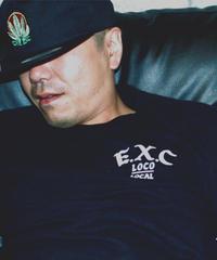 【CRNIC】YUPPONGスナップバックキャップ/ブラック #EXC-HD012