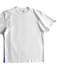 【PRE】無地Tシャツ/ホワイト #EXC-TS22