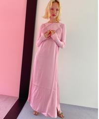 long cami dress PINK