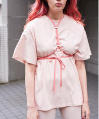harness T-shirt PINK