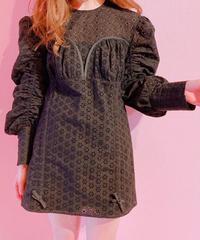2way cotton lace dress