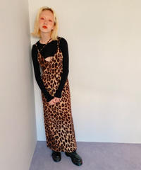 long cami dress LEOPARD