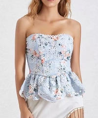 TB-033 Flower Basket Sweet Bustier