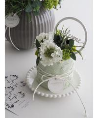 Whip ClayCake:Spring2021'FlowerCake【完成品】