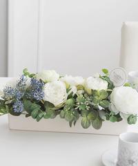 White&Green arrangement【Lessonキット・動画】★☆☆