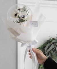 フラワーバルーン:お花お任せ【フラワーin】