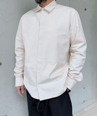 OAMC cascade l/s shirt,organic cotton