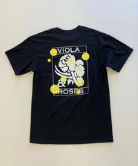 VIOLA&ROSES 002dots S/S Tee