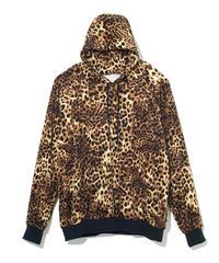 NAISSANCE leopard parka
