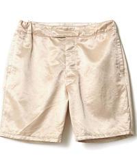 NAISSANCE satin shorts