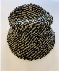 OUR LEGACY  BUCKET HAT, stripe
