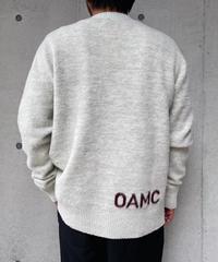 OAMC WHISTLER CREWNECK
