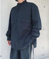 NESHU Side slit pull over shirt