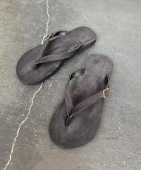 el Nido flips Nubuck sandals with buckle