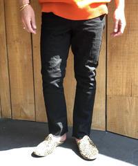 jonnlynx men's  boots cut denim