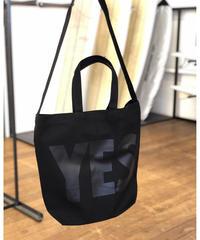 DRESSSEN TWO WAY  BAG  (BLACK)