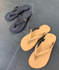 el Nido flips Nubuck Sandals with buckle