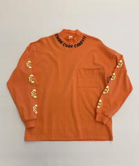 ChahChah  CANDY MOCKNECK L/S TEE