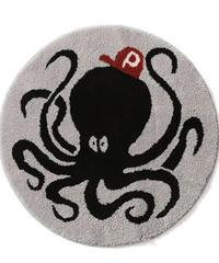 """Hanai Yusuke x Pacifica Collectives """"Pacifica Octopus Rug"""""""