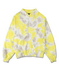 WDS SEA (tie-dye) SWEAT BLOUSON