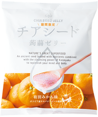 【期間限定1袋おまけキャンペーン】有田みかん味 (ケース 12袋入り)