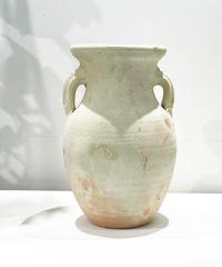 【鉢】壺型テラコッタ鉢