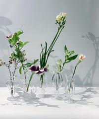 bud flower vase set/6P
