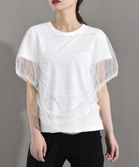 レイヤードサイドスクイーズシャツ(TA-004)