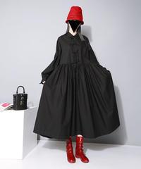 ルーズフィットエレガントドレス(E-314)