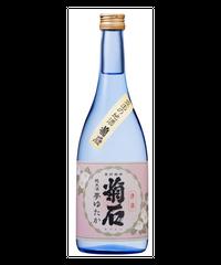菊石 純米酒 夢ゆたか  720ml(梱包代込)
