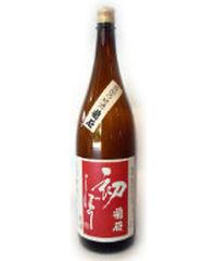 菊石本醸造もと初しぼり生酒(箱代込) 1800ml