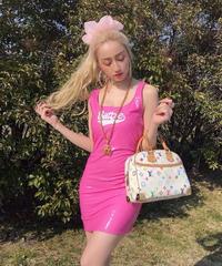 Barbie LATEX ワンピース