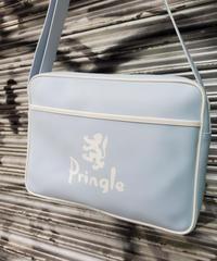 VINTAGE Pringle skyバッグ