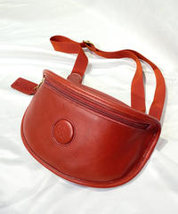 VINTAGE COACH BODY BAG
