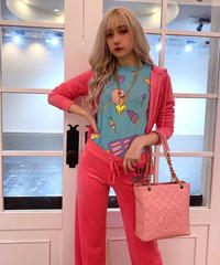 VINTAGE  JUCIY  COUTURE  パーカー
