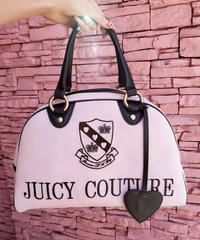VINTAGE JUICY COUTURE バッグ